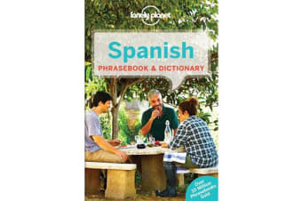 Lonely Planet Spanish Phrasebook & Dictionary