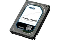 HGST 3.5' 6TB 128MB 7200RPM SATA 512E ISE, 7K6000, 0F23001 - 5 Years Warranty - Hitachi