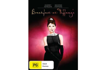 Breakfast at Tiffanys DVD Region 4