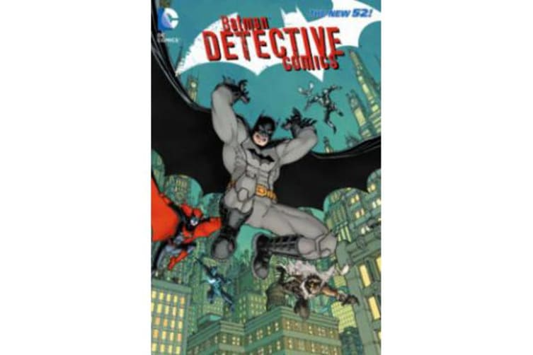 Batman Detective Comics Vol. 5