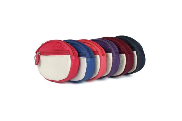 Eastern Counties Leather Womens/Ladies Tori Coin Purse (Pack Of 6) (Assorted) (One Size)