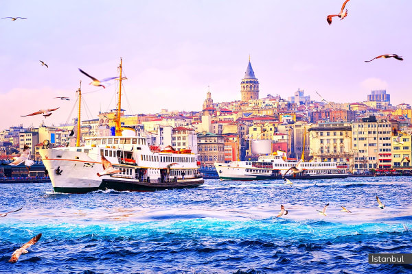 TURKEY: 13 Day Best of Turkey Tour Including Flights For Two
