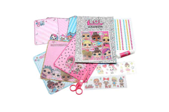 LOL Surprise Scrapbook Set - Kids 7y+