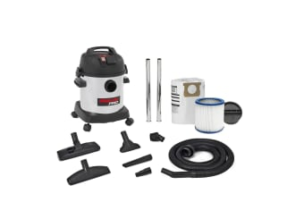 SHOP VAC 20L 1400W PRO20 SYNCRO WET & DRY VACUUM CLEANER TOOL DUST EXTRACTOR