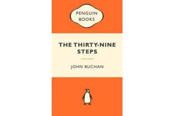 The Thirty-Nine Steps - Popular Penguins