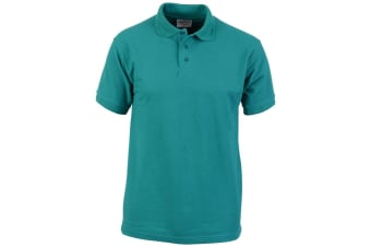Absolute Apparel Mens Precision Polo (Emerald)