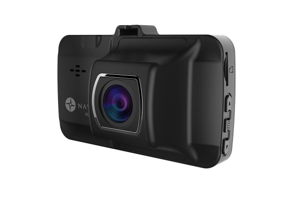 Laser Navig8r Dual Car Crash Camera with Wi-Fi and GPS (NAVC-817D)