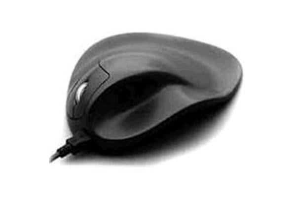HandShoe Hippus M2WB-LC Wired Light Click HandShoe Mouse (Right Hand