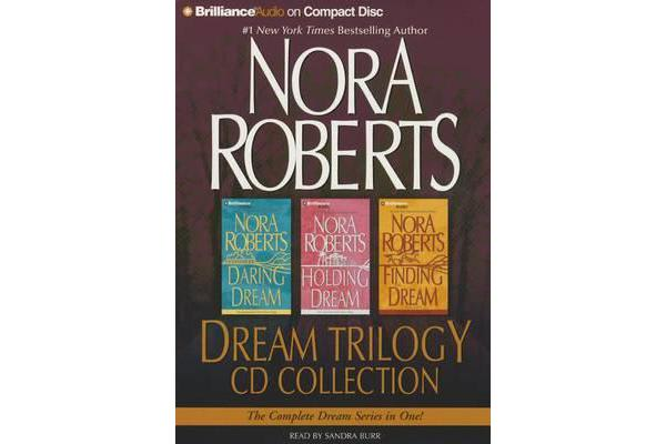 Image of Nora Roberts Dream Trilogy CD Collection - Daring to Dream, Holding the Dream, Finding the Dream