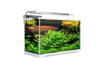 Aquarium Starfire Glass Aquarium Fish Tank 35L