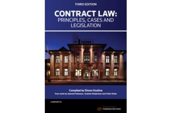 Contract Law - Principles, Cases and Legislation 3rd ed (Curtin Uni)