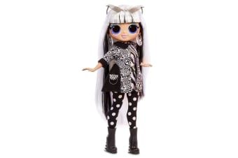 LOL Surprise OMG Lights Series Groovy Babe Doll
