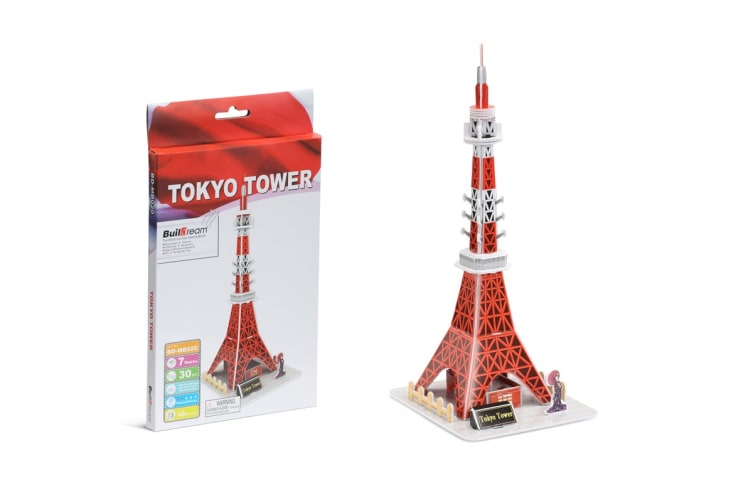 Tokyo Tower 3D Puzzle