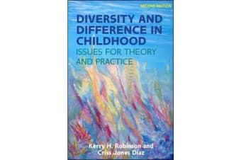 Diversity and Difference in Childhood - Issues for Theory and Practice