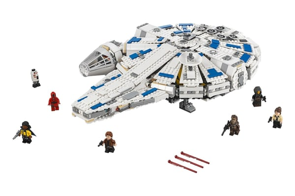 LEGO STAR WARS Kessel Run Millennium Falcon (75212)