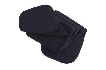 Result Active Anti-Pilling Fleece Winter Scarf With Zip Pocket (Navy) (One Size)