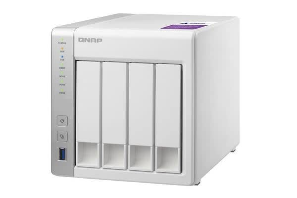 QNAP TS-431P NAS Server 4-Bay SATA 6G