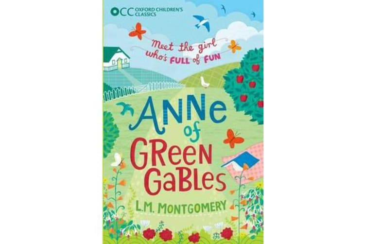 Oxford Children's Classics - Anne of Green Gables