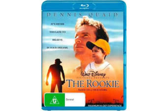 The Rookie (2002) (Blu-ray)
