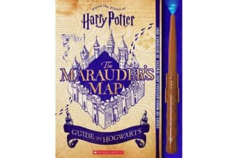 Harry Potter - The Marauder's Map Guide to Hogwarts