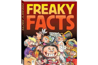 Freaky Facts - Cool Series