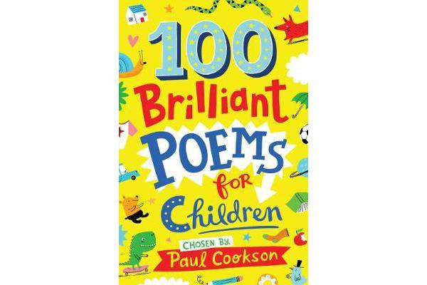 Image of 100 Brilliant Poems For Children