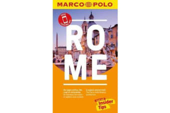 Rome Marco Polo Pocket Travel Guide 2018 - with pull out map
