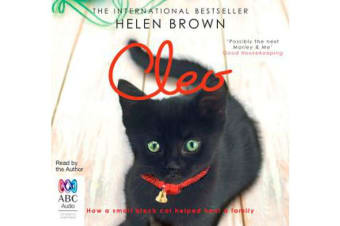 Cleo - How a Small Black Cat Helped Heal a Family