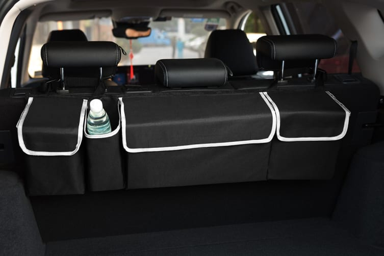 Orbis 4-in-1 Car Seat and Boot Organiser