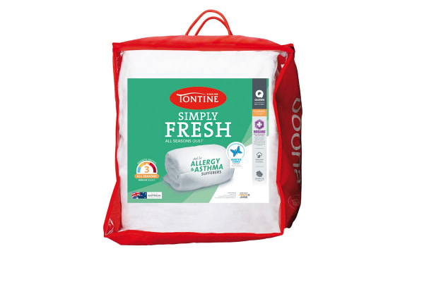 Tontine I'm Simply Fresh Doona (Single)