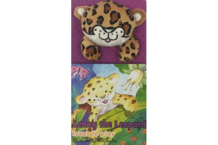 Lenny the Leopard