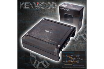 KENWOOD X501-1 1000W CLASS D MONOBLOCK CAR AUDIO STEREO AMPLIFIER SUB AMP NEW