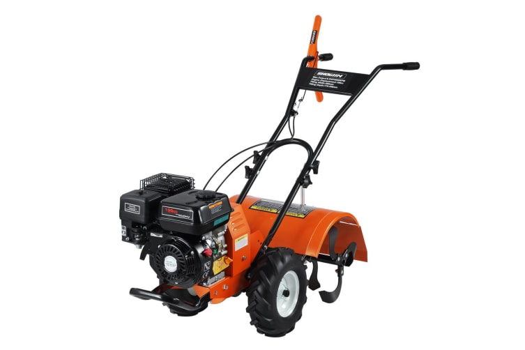 Self-Propelled Rotary Rototiller 500mm Width