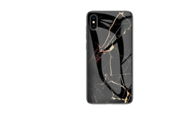 Shockproof Glass Marble Soft Case for iPhone 7 Plus/8 Plus