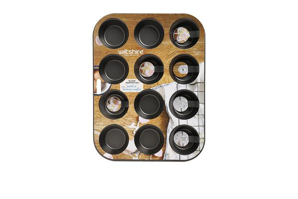 Wiltshire Easybake Muffin Pan 12 Cup