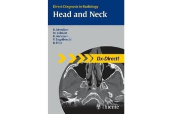 Head and Neck Imaging - Direct Diagnosis in Radiology
