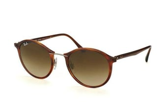 86c8ebf1780 Ray-Ban RB4242 49mm - Light Havana (Brown Shaded lens) Unisex Sunglasses