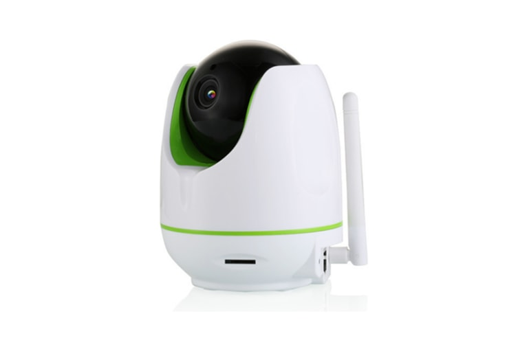 Mini Wireless Ip Camera Home Surveillance Camera System Baby Monitor White