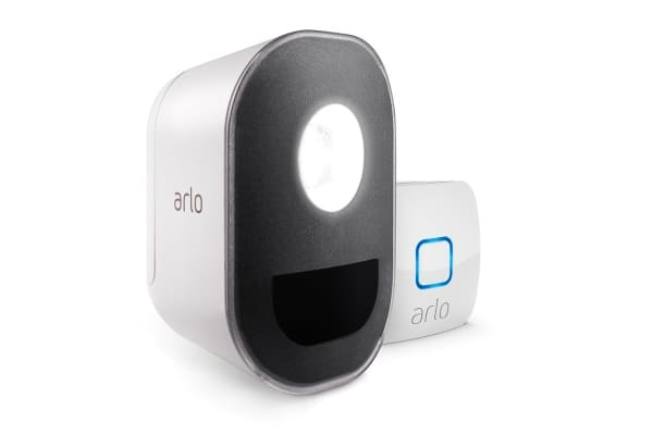 Arlo Security Light with 1 x Wire-Free Smart Light (ALS1101-100AUS)