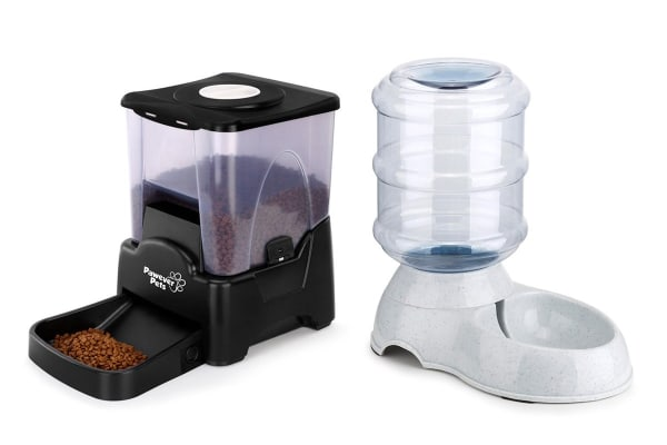 meal feeders automatic gallery mealday auto pet pisces feeder colour