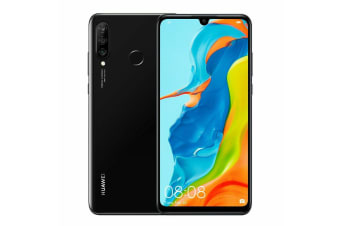 Huawei P30 Lite MAR-LX2 6GB Ram 128GB Rom Dual Sim - Midnight Black