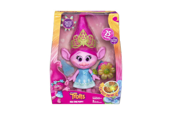 Trolls Poppy Doll