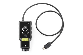 Saramonic SmartRig Di Audio Adapter with Lightning Connector