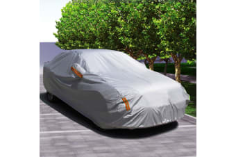 Waterproof Full Car Cover Double thicker Breathable UV Dust Protection YXXL
