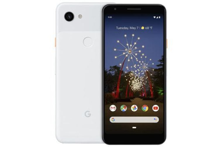 New Google Pixel 3a 64GB 4GB RAM 4G LTE Smartphone White (FREE DELIVERY + 1 YEAR AU WARRANTY)