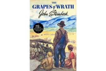 The Grapes of Wrath - 75th Anniversary Edition
