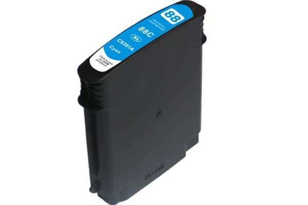 88XL Cyan CC9391A Compatible Inkjet Cartridge