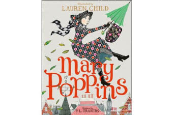 Mary Poppins - Illustrated Gift Edition