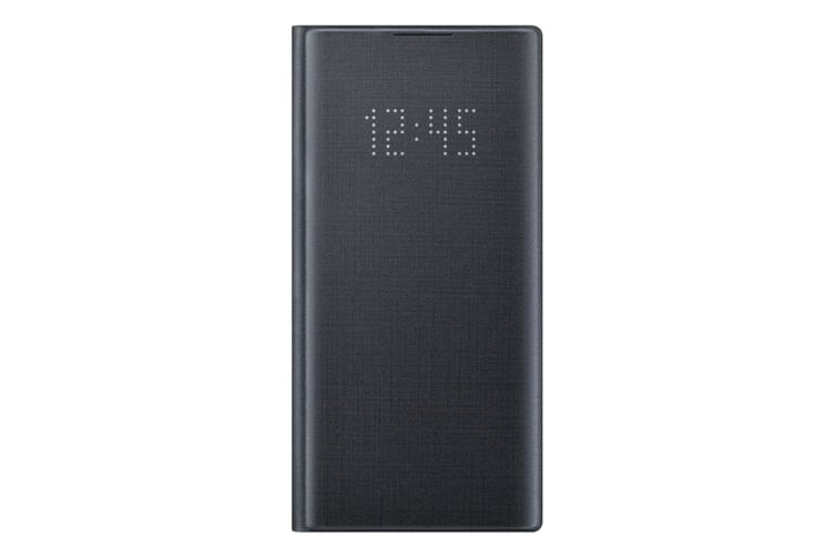 Samsung Galaxy Note 10 LED View Cover - Black