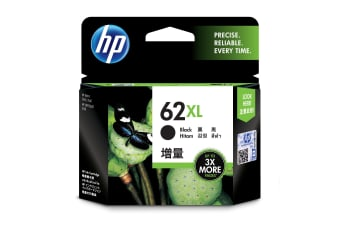 HP 62XL Original Black 1 pc(s)